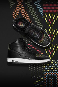Inspired by Black History Month, the NikeWomen Air Force 1 BHM celebrates the power of sports to unite people around the globe. All proceeds for the Nike BHM collection support the Ever Higher Fund and its mission to support underserved youth.