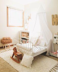 Home Decor Habitacion .Home Decor Habitacion Baby Bedroom, Baby Room Decor, Nursery Room, Girls Bedroom, Ikea Girls Room, Big Girl Bedrooms, Little Girl Rooms, Casa Loft, Kid Spaces