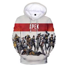 Artphoto Mens Sports Man Up Hoodies Sweatshirt