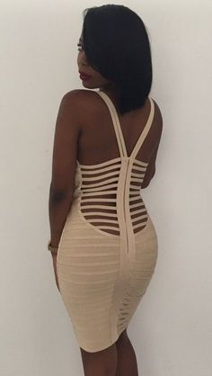 this is the KNOCKOUT dress!!! Leave no prisoners girl!