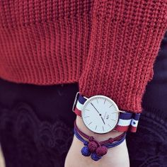Beautiful Classic Camebridge fromwww.danielwellington.com  Daniel Wellington From Nov 15 - Dec 30 we have a special offer on exclusive gift sets. Use code SWEETUMS for an addtional 15% off!!#outfit #christmas #want #gift #love #lovely #gorgeous #adorable
