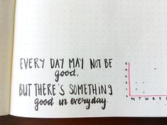 During the week wont be that busy for me. That means the weekend is going to very busy and I havent been feeling my best lately. This quote is to help me remember that not everything is bad and to look positively at everything. . . . . . #bujo2018 #bujo #bujogram #bujojunkies #bujominimalist #bujoweeklyspread #bujoquotes #minimalbujo #bulletjournal #bulletjournallove #bulletjournals #bulletjournalss #bulletjournalquotes #bujoweekly #bujoideas #bujosetup #bujomotivation