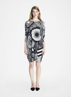 Palsta tunic, Samlis dress - Marimekko Fashion - Spring 2015