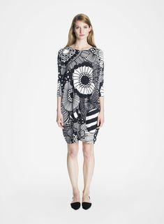 Palsta tunic, Samlis dress - Marimekko Fashion - Spring 2015