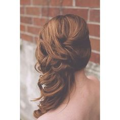 21 Hottest Bridesmaids Hairstyles For Short Long Hair ❤ liked on Polyvore featuring beauty products, haircare и hair styling tools