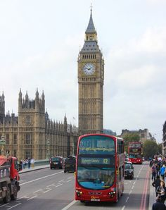Big Ben, Westminster, London | This Girl Loves