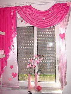 ____ ~ ДИЗАЙН ДОМА ~____: ДИЗАЙН ШТОР ДЛЯ КУХНИ - (ФОТО) Kids Window Treatments, Window Coverings, Curtains And Draperies, Home Curtains, Valances, Curtain Divider, Baby Room Design, Window Styles, Curtain Designs