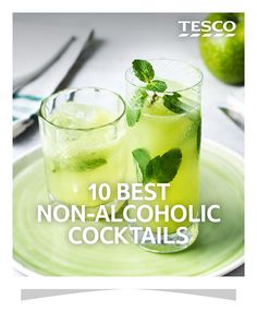 From a refreshing mojito-style mocktail, to a warming spiced punch, we've got all the inspiration you need to create delicious non-alcoholic cocktails that everyone can enjoy over the festive period.| Tesco