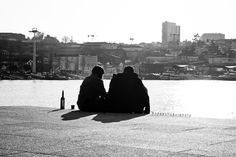 [ Love, a View and a Bottle of Wine ]  in Oporto city, Portugal    //AnAssunção'photo