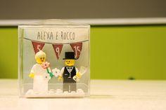 Wedding invitation Alexa e Rocco <3 #invito #matrimonio #nozze #wedding #partecipazione #invitation #love #lego #sposenonconvenzionali #ideealternative #Blackbeans #verona #graphicdesing