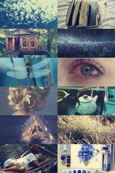 INFP Aesthetic
