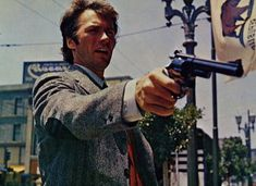 Dirty Harry (The Dirty Harry series 1971-1988)