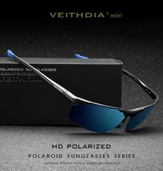 Veithdia 6587 – Veithdia : Hi Tech Polarized sunglasses