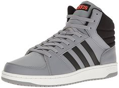 adidas NEO Mens Vs Hoops Mid Basketball Shoe >>> Click image to review more details. (This is an Amazon affiliate link)