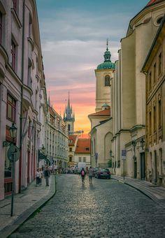 Streets of Prague 4k Photography, Prague Photography, Europe Street, Hawaii Things To Do, Prague Czech Republic, Travel Wallpaper, New Travel, Nature Photos, Wonders Of The World