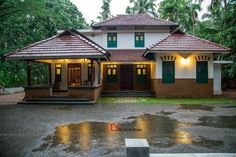 Kerala Traditional Home With Plan In 2019 House Plans Pinterest