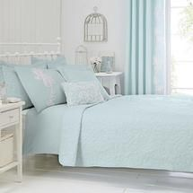 Duck Egg Dixie Bed Linen Collection