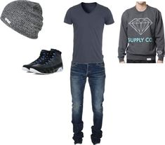 """guys outfit :)"" by whalesplasher on Polyvore"