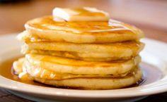 Φτιάξτε εύκολες τηγανίτες με τρία υλικά