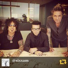 Sixx Am, Nikki Sixx, Life Is Beautiful, Dj, Kicks, Photo And Video, Favorite Things, Videos, Photos