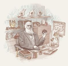 Darwin was a pokemon master, I will follow in his footsteps.