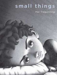 Small Things (Pajama Press) This short but hard-hitting wordless graphic picture book gets to the heart of childhood anxiety and opens the way for dialogue about acceptance, vulnerability, and the universal experience of worry. Wordless Picture Books, Wordless Book, Depresion Infantil, Westerns, Shaun Tan, Book Reviews For Kids, Emotional Awareness, Teacher Notes, Strip
