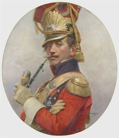 Franz Xaver Winterhalter, Military Art, Military History, Edouard Detaille, The Royal Collection, French Army, Napoleonic Wars, Ancient Art, Warriors