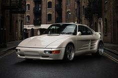 Sometimes a 911 Turbo just isn't enough. An excessive car in its factory guise, for some well-heeled customers during the Decade of Excess, one of the fastest cars you could buy wasn't fast enough. German customizer Gemballa stepped in to...