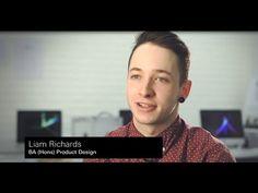 Liam Richards, BA (Hons) Product Design, UCA Farnham - YouTube