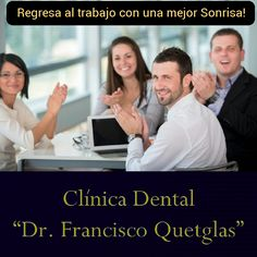Con una Limpieza Dental y un Blanqueamiento de Clínica Dental Dr. Francisco Quetglas, puedes lograrlo!