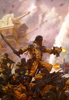Armageddon Steel Legion - Warhammer 40k - Wikia
