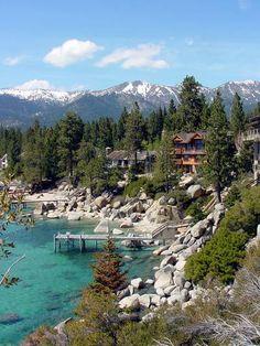 Incline Village North Lake Tahoe.