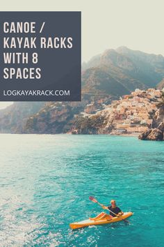 Log Kayak Rack is dedicated to making storage and access of your kayak, canoe, paddle board (SUP) or other small boats easy with our 8 slot storage system. #logkayakrack #kayak Canoe Storage, Kayak Rack, Standup Paddle Board, Racking System, Canoe And Kayak, Small Boats, Paddle Boarding, Kayaking, Slot