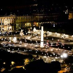Paris, by NikitaDB. Place de la Concorde