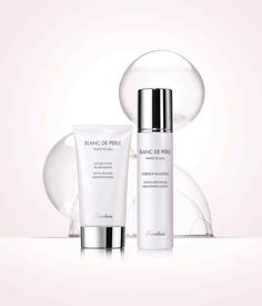Guerlain Parure Blanc Compact Foundation and Blanc de Perle Collection 2016