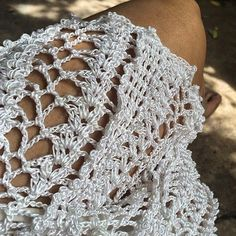 crochelinhasagulhas: Vestido de crochê by Vanessa Montoro                                                                                                                                                                                 Mais