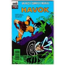 "UN RECIT COMPLET MARVEL N°32 ""HAVOK"" Comic Book Covers, Comic Books, France, Marvel Comics, Countries, Art, Art Background, Kunst, Gcse Art"