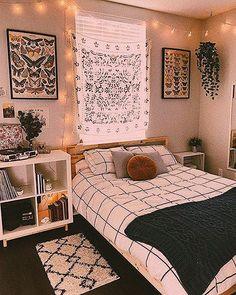 Posted by pheonix_hayley cozy bedroom, bedroom inspo, dream bedroom, bedroom decor, dream Room Ideas Bedroom, Home Bedroom, Bedroom Decor, Bedroom Inspo, Modern Bedroom, Cozy Small Bedrooms, Aesthetic Room Decor, Cozy Room, Dream Rooms