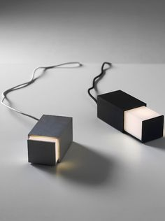 Box Light by Finnish Jonas Hakaniemi.