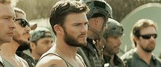 Pin for Later: Can You Get Through These Scott Eastwood Movie GIFs Without a Cold Shower? Our Bodies Are Ready