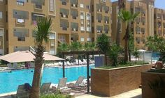Aqua Resort Apartment Sousse Offering a year-round outdoor pool and spa centre, Aqua Resort Apartment is located in El Ahmar in the Sousse Region, 15 km from Sousse. The accommodation boasts a spa bath and a sauna. Port El Kantaoui is 7 km away.