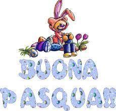 Buona Pasqua gif ~ Il Magico Mondo dei Sogni Gif, Happy Easter, Smurfs, Fictional Characters, Fantasy, Happy Easter Day, Fantasy Characters