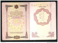 inside passport - Google zoeken