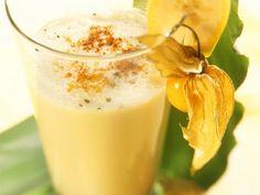 Bananen-Smoothie mit Pomelo |