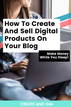 Selling your own digital products on your blog is a great way to make passive income. We know first hand that there is a right way and a wrong way to do this, though! We'll share with you how to create digital products that your audience will actually want. #createandgo #makemoneyblogging #passiveincome Make Money Blogging, How To Make Money, Job Interview Tips, State Of Oregon, Free Blog, Passive Income, Online Courses, How To Start A Blog, Digital