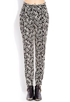 Abstract Daze Trousers