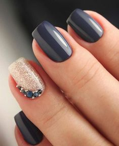 Trendy Winter Nail Art Ideas For 2019 These trendy Nails ideas would gain you amazing compliments. Check out our gallery for more ideas these are trendy this year. ideas Trendy Winter Nail Art Ideas For 2019 Perfect Nails, Gorgeous Nails, Fancy Nails, Cute Nails, Nail Manicure, Nail Polish, Manicure Ideas, Hair And Nails, My Nails
