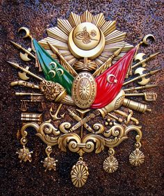 House of Ottoman Every sultan of the Ottoman Empire had his own monogram, called the tughra, which served as a royal symbol. Murad Iv, Sultan Ottoman, Empire Wallpaper, Empire Logo, Empire Tattoo, Oriental Carpet, Empire Ottoman, Ottoman Flag, Make Jewelry