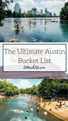The ultimate Austin bucket list! More than 50 things to do in Austin, rain or sh… The ultimate Austin bucket list! More than 50 things to do in Austin, rain or shine! Texas Vacations, Texas Roadtrip, Texas Travel, Dream Vacations, Travel Usa, Texas Getaways, Texas Vacation Spots, Florida Travel, Family Vacations