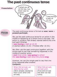Grade 8 Grammar Lesson 9 The past continuous tense English Grammar Tenses, Teaching English Grammar, English Grammar Worksheets, Grammar Book, Spelling And Grammar, Grammar And Vocabulary, Grammar Lessons, English Language Learning, Vocabulary Practice